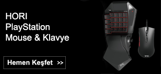 Playstation Mouse Klavye